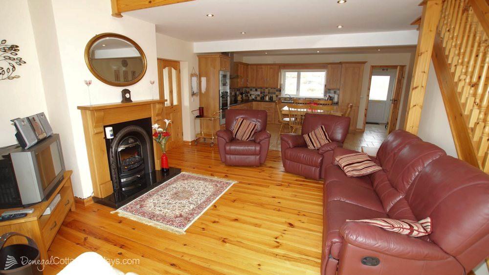 Muckish View Holiday Home interior