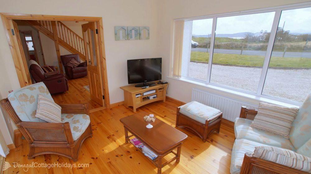 Muckish View Holiday Home - interior