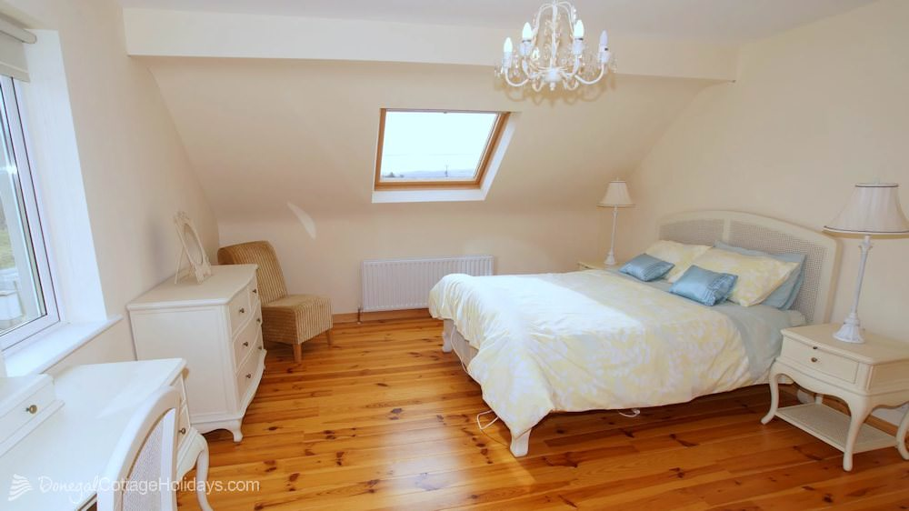 Muckish View Holiday Home - double bedroom