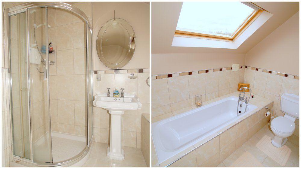 Donrone House Rossnowlagh - bathroom