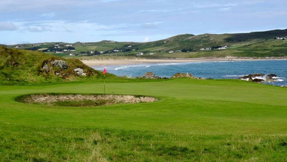 Honeysuckle Cottage Portnablagh - Dunfanaghy Golf Club