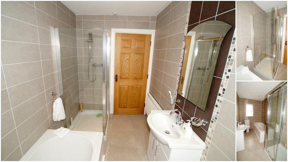 Inish House Malin Head - bathroom