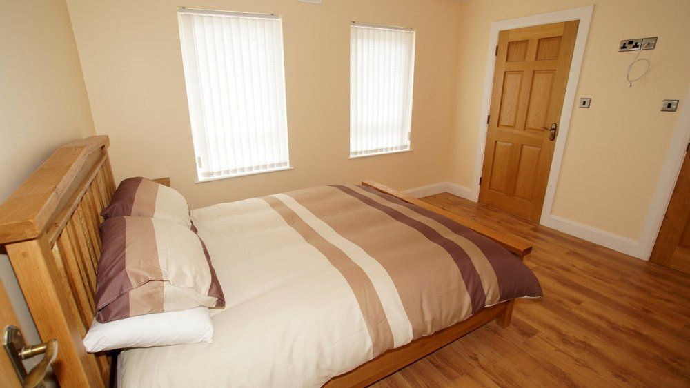 Inish House Malin Head - double bedroom