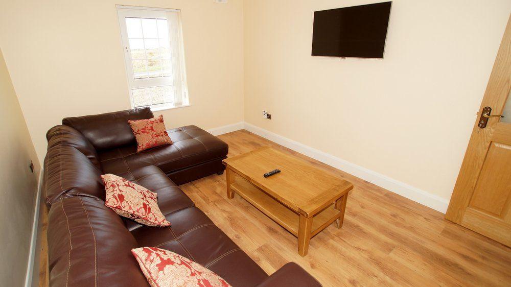 Inish House Malin Head - living area