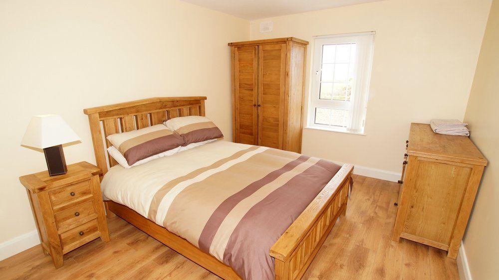 Inish House Malin Head - bedroom