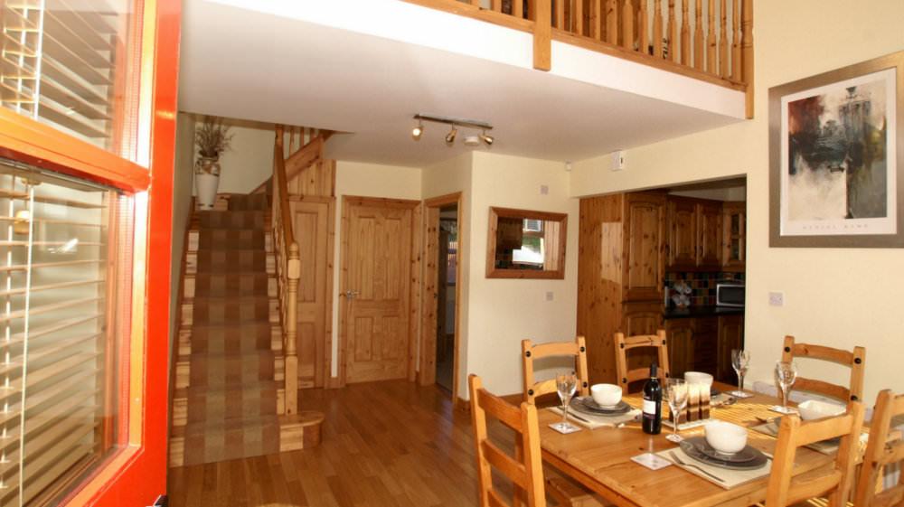 Aughrim Cottage Ballyliffin - interior