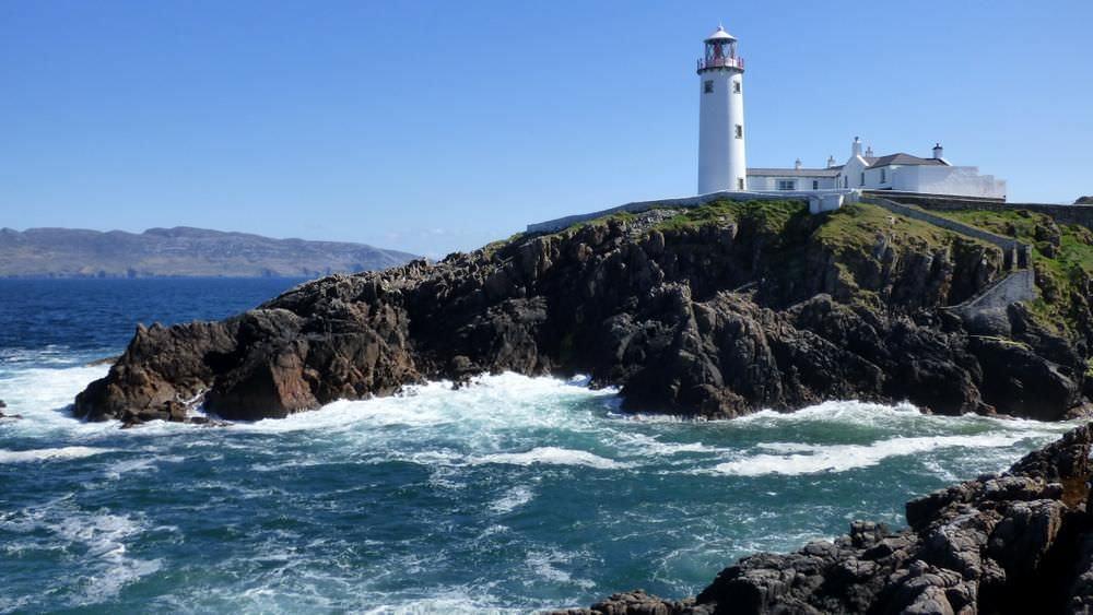 Croghan House Tamney - Fanad Lighthouse