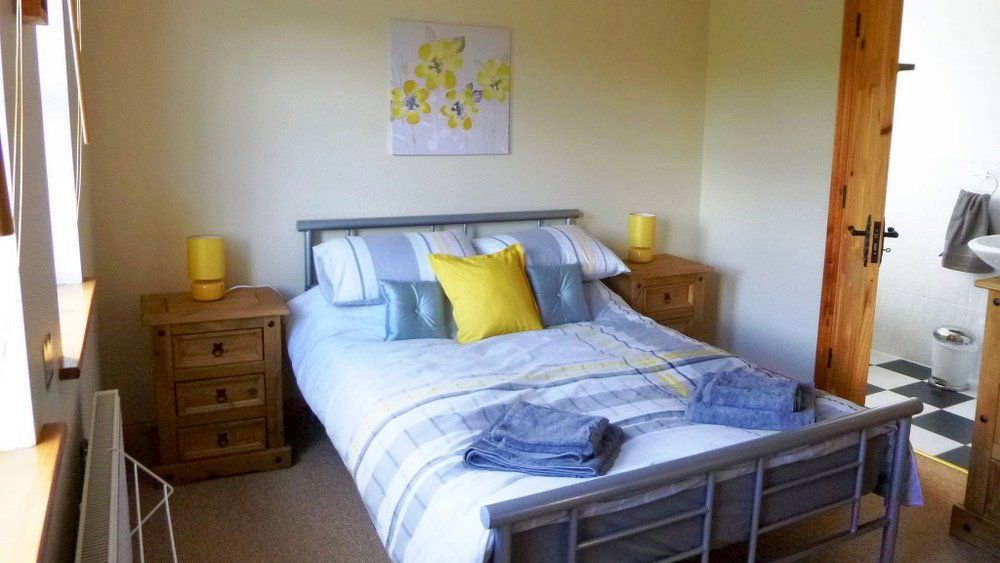 Drum Ard Malin Inishowen - bedroom