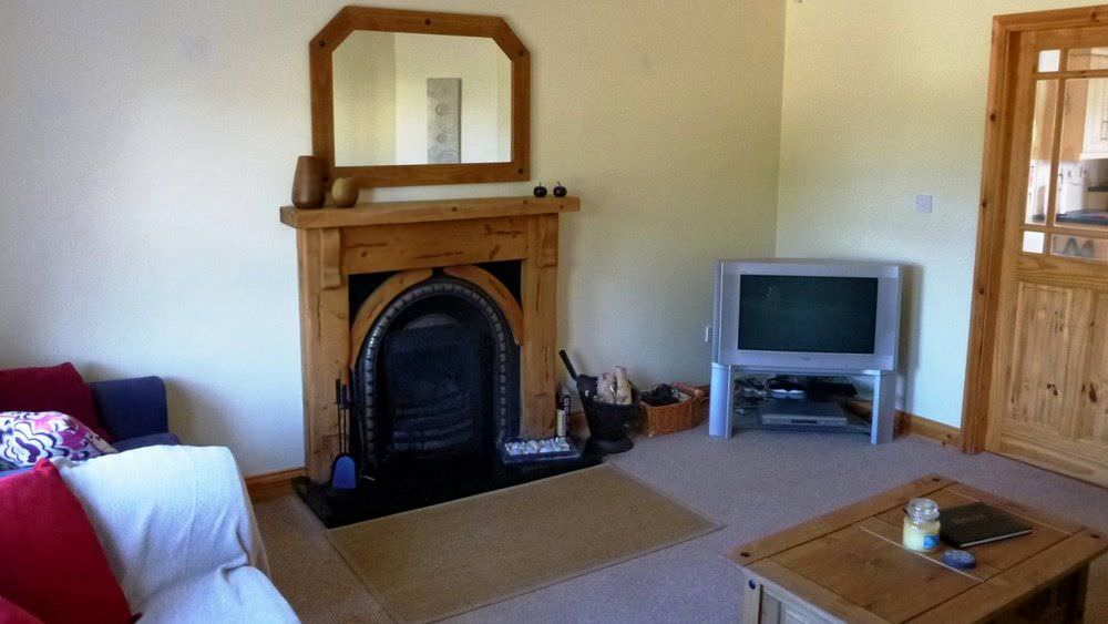 Drum Ard Malin Inishowen - living room