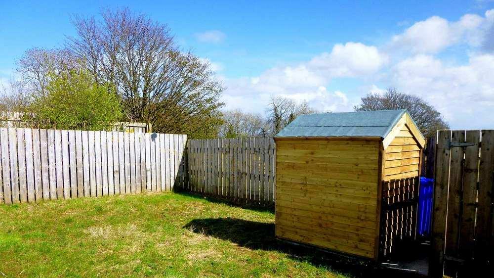 Drum Ard Malin Inishowen - rear garden