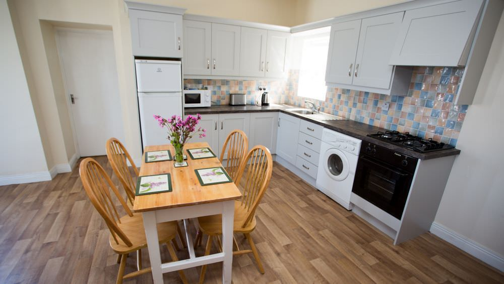 Kitchen - Buliban Cottage Malin Head Inishowen