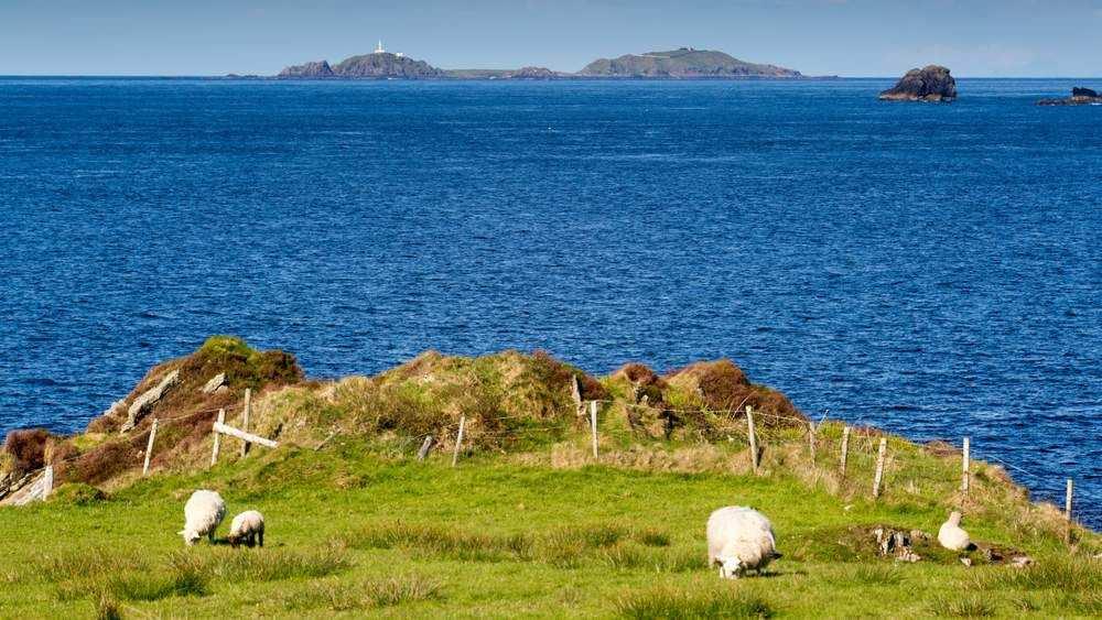 Buliban Cottage Malin Head Inishowen - Inishtrahull Island