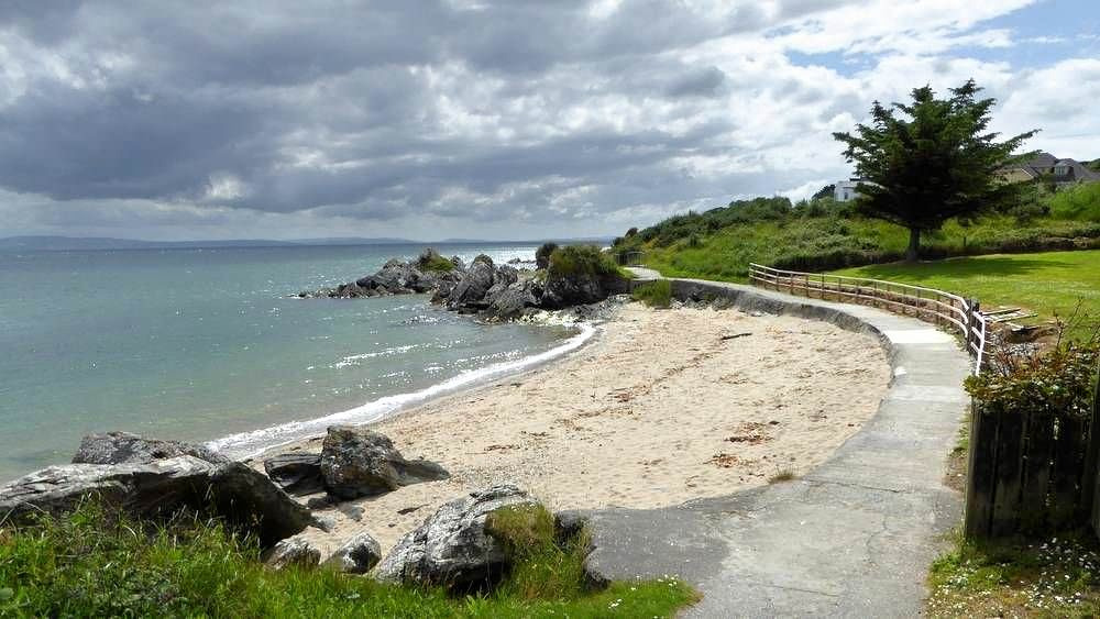 Shorefront path - Crockaulin Drive Greencastle Inishowen