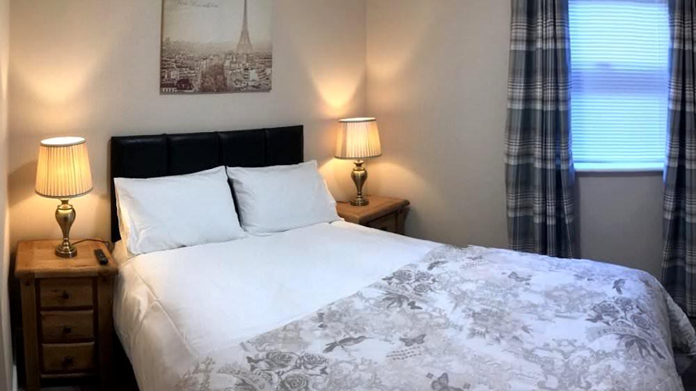 Burnside Park - double bedroom