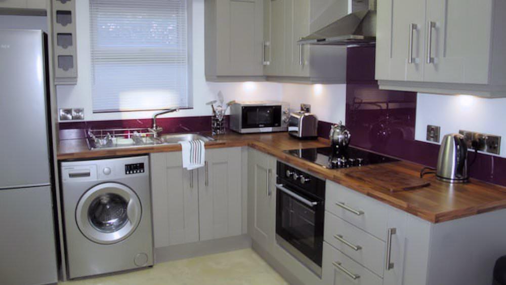Burnside Park - Kitchen