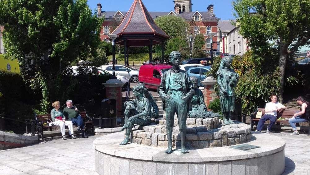 Burnside Park - located in heart of Letterkenny