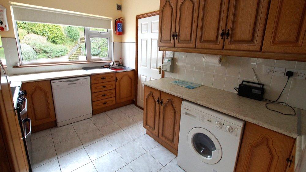 Carpenter's Holiday Home Ballyliffin - kitchen