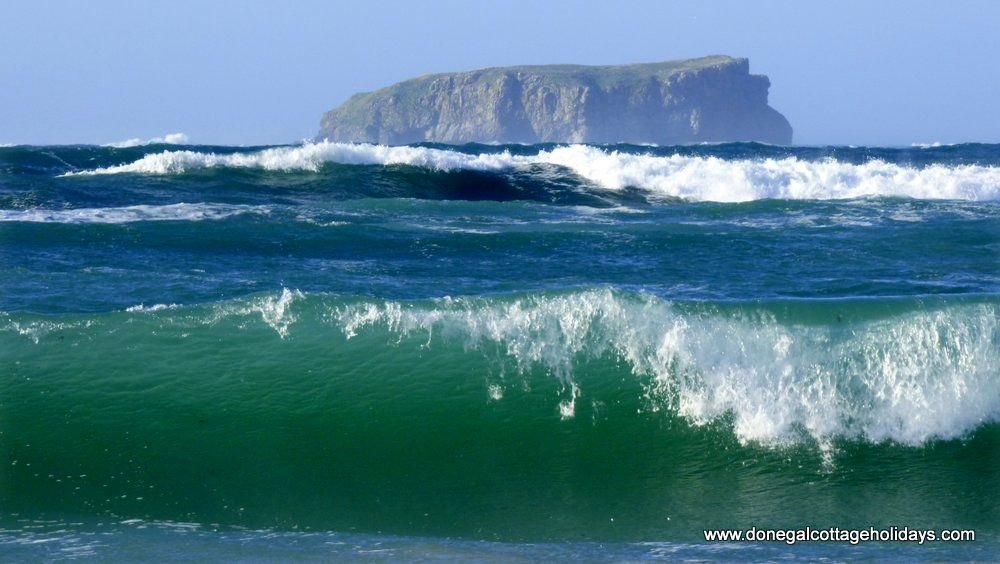 Carpenter's Holiday Home Ballyliffin - Glashedy Island