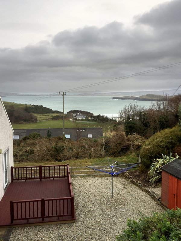 Marble Hill Luxury Home - view over Sheephaven Bay