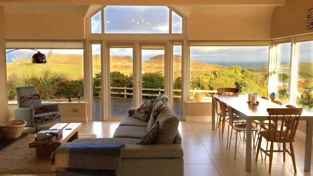 Marble Hill Luxury Home - room with a view