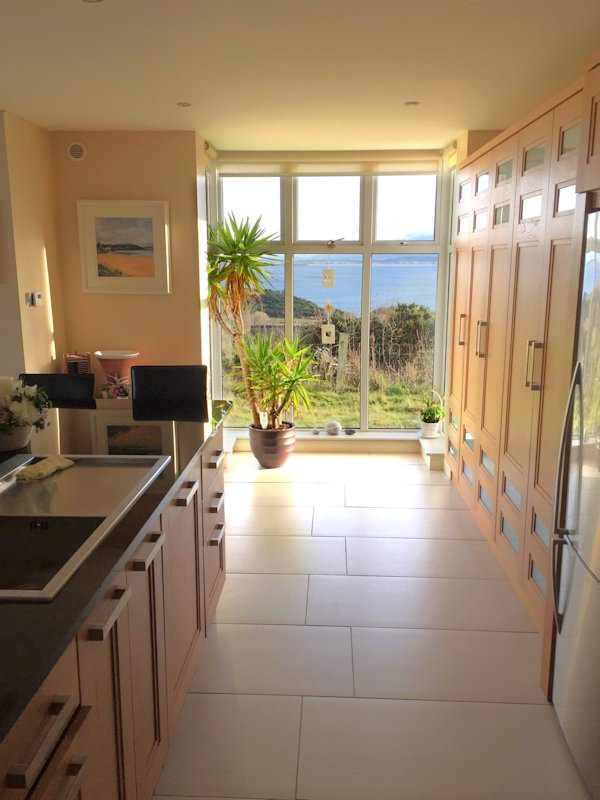 Marble Hill Luxury Home - view from kitchen