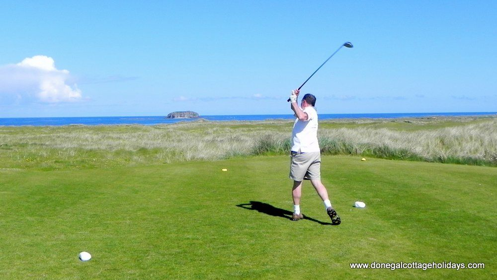 Carpenter's Holiday Home Ballyliffin - close to golf course