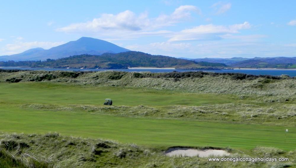 Straid Croi - golf in northwest Donegal