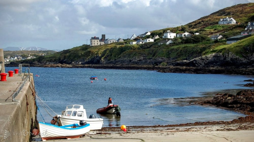 An Turas Holiday Cottage Portnoo - Portnoo Harbour