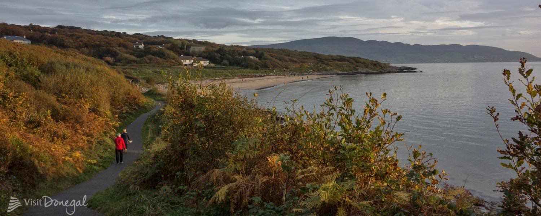 Porthaw Beach Buncrana Inishowen
