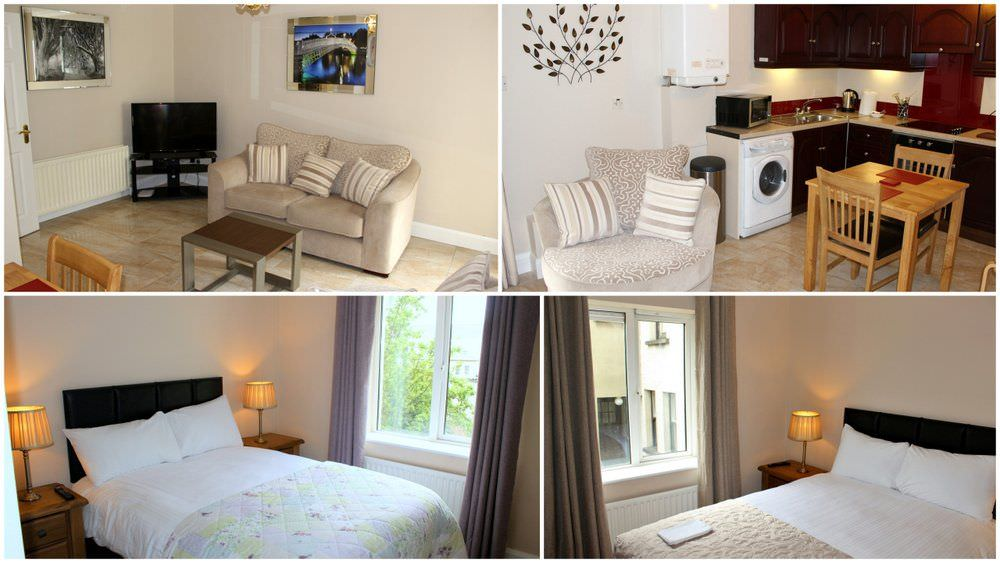 Orchard Crescent Apartment Letterkenny - interior views