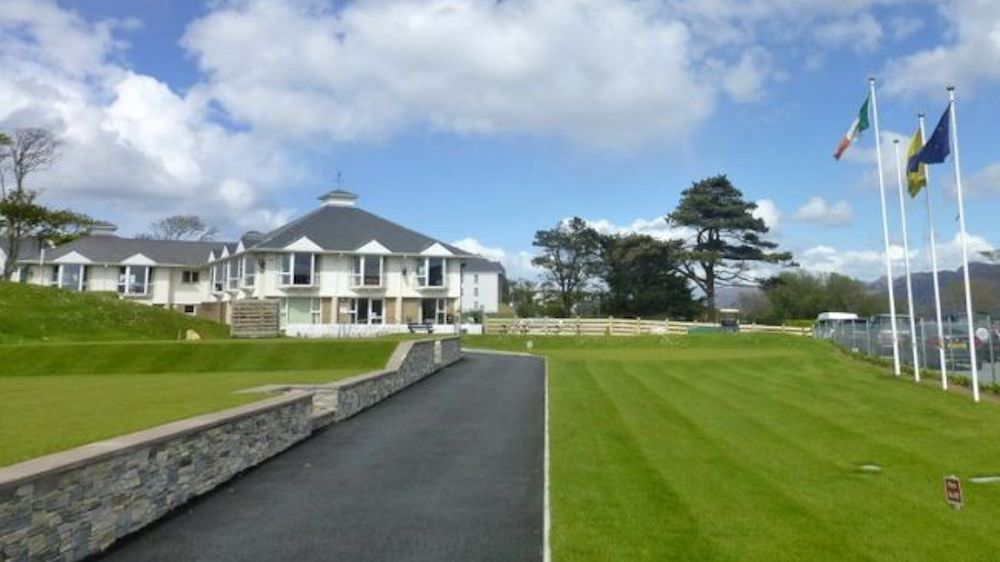 Brooke Cottages Portsalon - Golf Club nearby