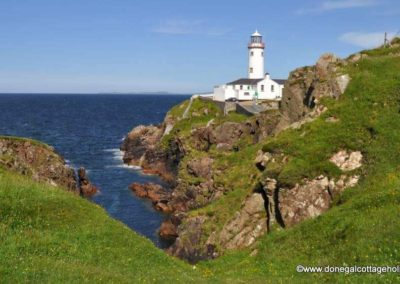 Fanad Head Lighthouse - A Signature Point on the Wild Atlantic Way