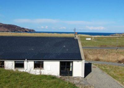 Skylark Dunfanaghy - views of Horn Head and ocean
