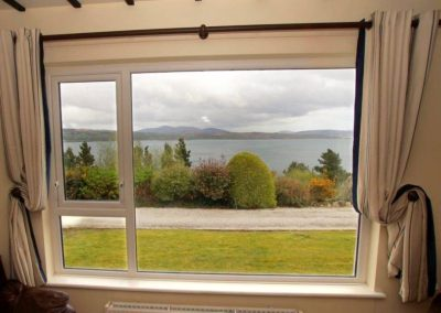 Anny Far and Near Rathmullan - room with a view