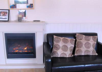 ONeills Beach House Tullagh Bay - cosy interior