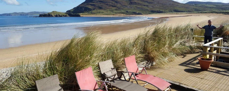 O'Neill's Beach House at Tullagh Bay
