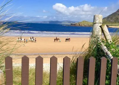 ONeills Beach House Tullagh Bay - equestrian centre close by