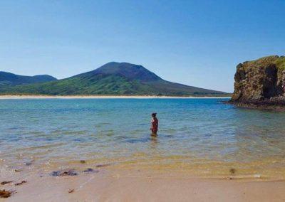 ONeills Beach House Tullagh Bay - sea swimming