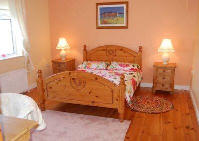 Pebble Cottage Malin Head Inishowen - bedroom