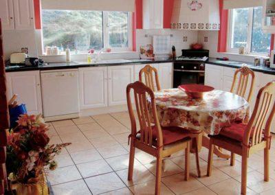 Pebble Cottage Malin Head Inishowen - kitchen