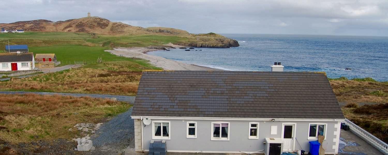 Pebble Cottage - Malin Head, Inishowen