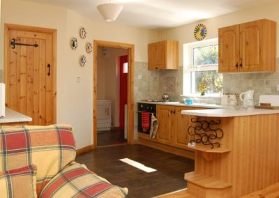6 Glashedy View Ballyliffin - kitchen