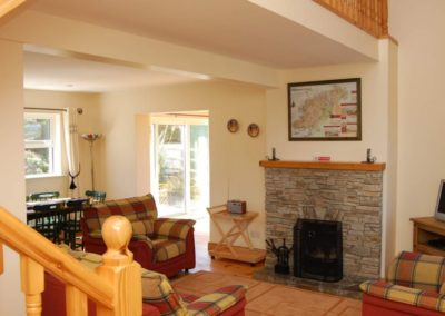 6 Glashedy View Ballyliffin - main living area