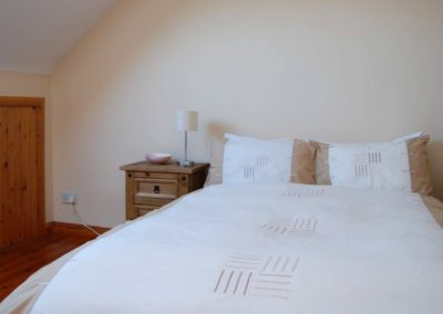 6 Glashedy View Ballyliffin - upper floor double bedroom