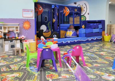 Ardglass Cottages Portsalon Donegal - indoor kids play area
