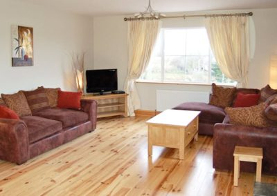 Ardglass Cottages Portsalon Donegal - living room