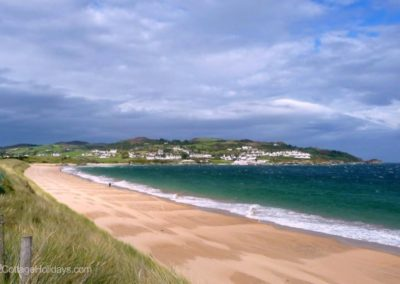 Ardglass Cottages Portsalon Donegal - the beach at Portsalon