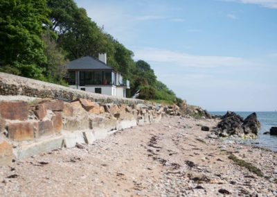 Cloud9 Redcastle Inishowen - located on the shores of lough Foyle