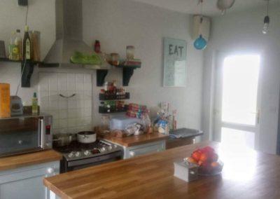 Coast View Cottage Ballyshannon - kitchen