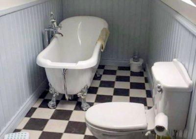 Coast View Cottage ballyshannon - bathroom
